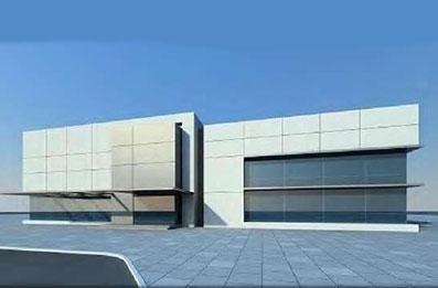 Operation Management Centre Building, EGA Taweelah