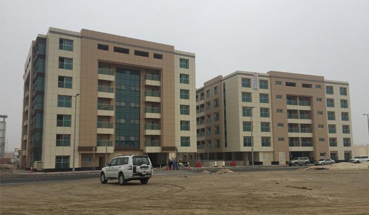 Residential Building C-104 & C-105- In Rawdhat, Abu Dhabi