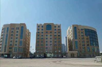 Residential Building C74,C75,C76 - In Rawdhat, Abu Dhabi