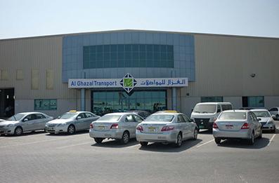 Al Ghazal Warehouse @ Musaffa